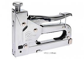 Степлер VOREL для скоб 53 4-14 мм, S 10-12 мм, J 10-14 мм