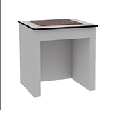 Стол для весов СЛВ 750х750х900