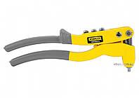 Заклепочник ручной поворотный STANLEY для заклепок Ø=2-5 мм 260 мм