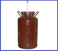 Автоклав Красный большой бытовой газ (0,5л-20 банок, 1л-12 банок)