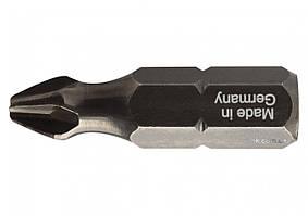 Насадка отверточная USH 1/4 крестовая PH1 х 25 мм 10 шт