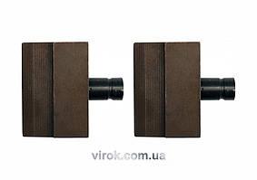 Ножи сменные для гидравлических ножниц YT-22872 YATO Ø≤20 мм 2 шт