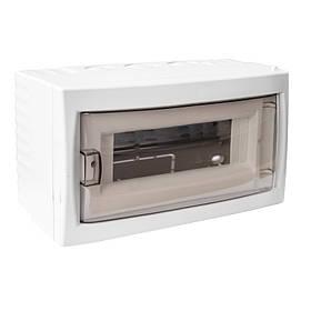 Бокс на 12 автоматов, наружный, с дверцей, BYLECTRICA (02-57-06) шт.