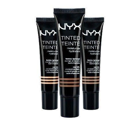 Тональный крем NYX Professional Makeup Tinted Moisturizer 30мл (ПАЛИТРА - B №2,4,6) | UBC3