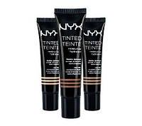 Тональный крем NYX Professional Makeup Tinted Moisturizer 30мл (ПАЛИТРА - B №2,4,6) | UBC3 , фото 1