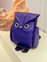 Замечательный оригинальный рюкзак Сова, фото 3