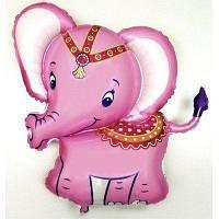 Слоник рожевий