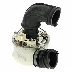 Тен проточний 1800/1960W для посудомийної машини Ariston, Indesit C00257904 (482000023049)