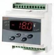 Контроллер температуры Eliwell  EWDR 984, (Италия)