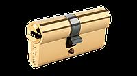 Цилиндр KALE 164 SNC с защитой от высверливания, латунь 68 (31х37)