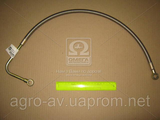 Трубка подвода масла (740.21-1118310-10) КАМАЗ  соединительная