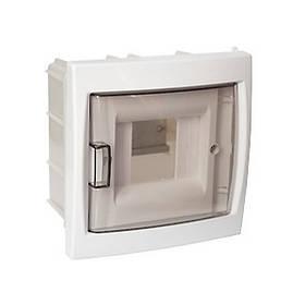 Бокс на 4 автомата, внутренний, с дверцей, BYLECTRICA (02-57-14) шт.
