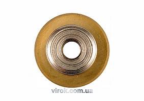 Ролик для плиткорізу YATO YT-3704,-05,-06,-07,-08, Ø=22х11, h= 2 мм [50/250]