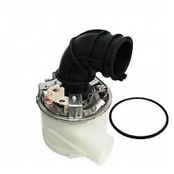 Тен проточний 1650W для посудомийної машини Ariston, Indesit (C00256526) C00520796