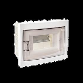 Бокс на 6 автоматов, внутренний, с дверцей, BYLECTRICA (02-57-15) шт.