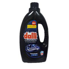 Гель для стирки Dalli Black Wash для стирки черных и темных тканей, 1.1 л (20 стирок) 01113