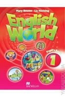 """English World Ukraine 1 Pupil`s Book + eBook+ CD-ROM"""