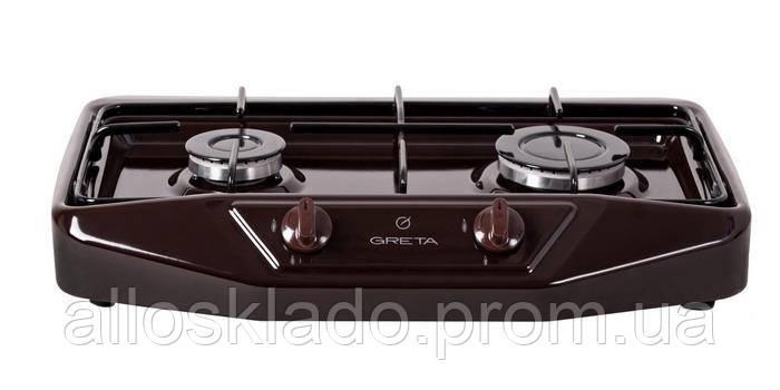 Газовая плита Greta 1103 - 2 конф. без крышки
