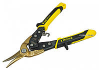 Ножницы для резки листового металла STANLEY FatMax Aviation прямые 250 мм
