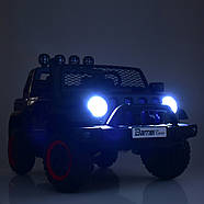 Электромобиль детский Джип M 4061EBLR-2 Гарантия качества Быстрая доставка, фото 5