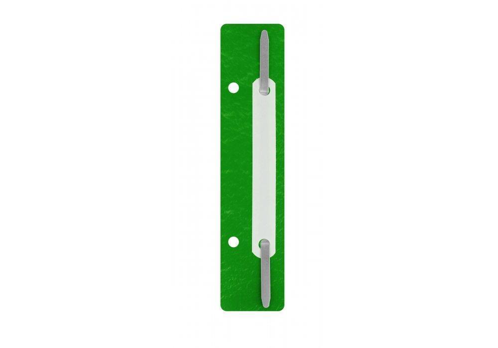 Скоросшиватель мини Economix, зеленый (20 шт.) E31512-04