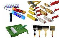 Малярний та штукатурний інструмент