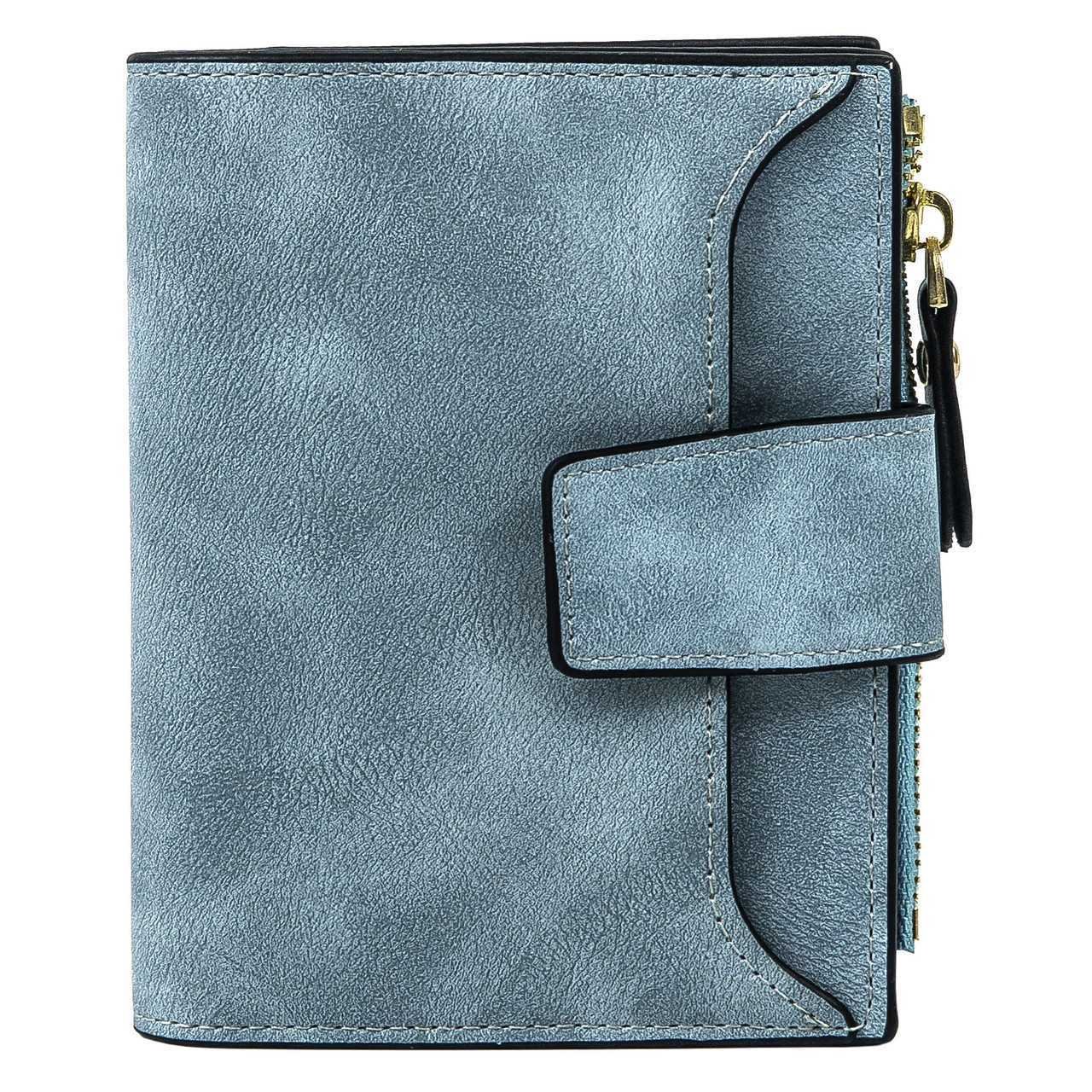 Женский кошелек Baellerry N2347 голубой