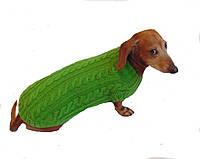 Одежда для таксы или маленькой собаки ручной работы