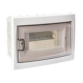 Бокс на 8 автоматов, внутренний, с дверцей, BYLECTRICA (02-57-16) шт.