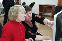 Компьютерные курсы для пенсионеров в Запорожье