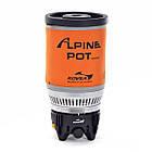 Газовая горелка Kovea Alpine Pot KB-0703, фото 4