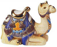 Фигурка De Rosa Rinconada Anniversary Верблюд Dr810-45, коричневый