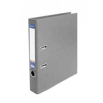 Папка-регистратор А4 LUX Economix, 50 мм, серая E39722*-10