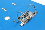 Папка-регистратор А4 LUX Economix, 50 мм, голубая E39722*-11, фото 3