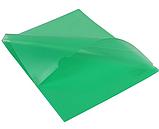 Папка-куточок А4 щільна зелена без логотипу N31153-04, фото 3