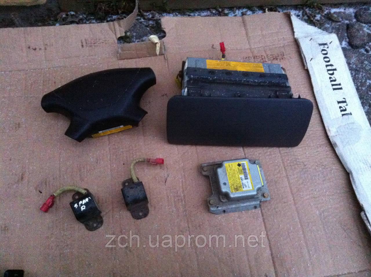 Система безопасности комплект Mitsubishi Pajero Sport