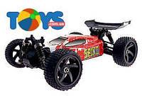 Радиоуправляемая машина Багги Spino Brushed, красная, E18XBr