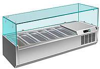 Витрина холодильная для ингредиентов 1400/380 BERG