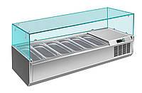 Витрина холодильная для ингредиентов 1500/380 BERG