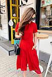Женский стильный комбинезон кюлоты (в расцветках), фото 3