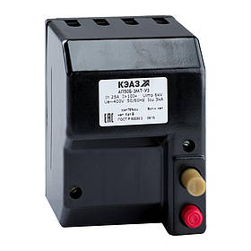 Автоматический выключатель АП 50Б 3МТУ 3.2 2,5А 3,5 Ін