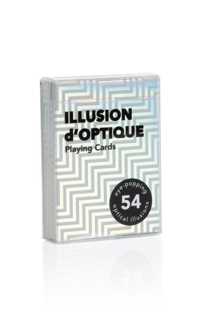 Карты игральные | Illusion d'Optique by Art of Play