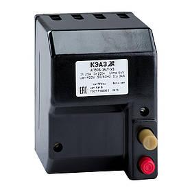 Автоматический выключатель АП 50Б 3МТУ 3.2 6,4А 10 Ін