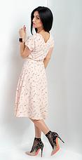 """Модное платье """"Нежность"""" размеры 44, фото 3"""