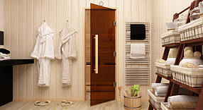 Двері для лазні Premium 70х190 Lux