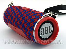 JBL Charge 3 mini A+ в стиле xtreme, портативная колонка с Bluetooth FM MP3, Malta красная с синим, фото 2