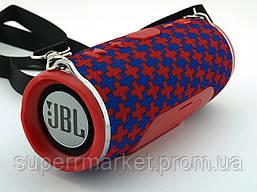 JBL Charge 3 mini A+ в стиле xtreme, портативная колонка с Bluetooth FM MP3, Malta красная с синим, фото 3