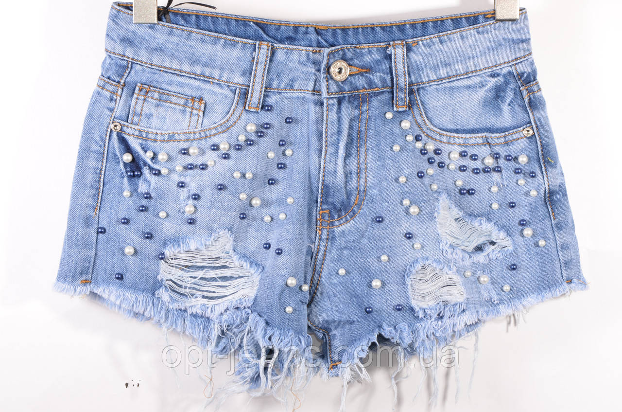 New Jeans женские шорты (25-30/6ед.) Лето 2019