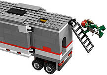 Конструктор Bela 10277 Черепашки Ниндзя Большая снежная погоня (аналог Lego Ninja Turtles 79116), фото 3