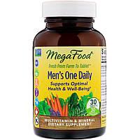 Витамины для мужчин, MegaFood, 30 таблеток